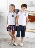 Personnalisé Fashion Stylish Primary School Garçon et Girl's Uniform S53102