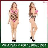 De nouveaux Plus Size Backless sexy avec montrant les mamelons en vertu de l'usure
