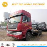 FAW 6X4 420HPのターミナルトラクターのトラック