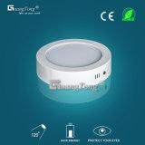 Fábrica de China Panel LED 12W Precio de la luz de techo redondo Design