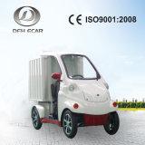 スマートなマイクロ四輪電気自動車
