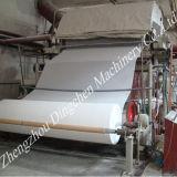 Papel higiénico grande de la capacidad del precio bajo de la alta calidad de DC-2880mm y papel higiénico que hace la máquina