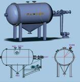 Petróleo misturado usado da tecnologia verde e da eficiência elevada que recicl a máquina do filtro