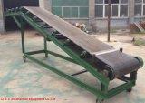 De wijd Gebruikte Arbeidsbesparende Transportband van het Roestvrij staal