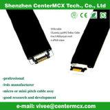 Cabo distribuidor de corrente do monitor do LCD dos fabricantes do chicote de fios do fio