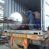 La refinación del aceite de soja de primera calidad refinería de petróleo crudo de la máquina