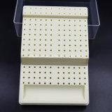 Plastic TandGeval 168 van Dienst de Doos van de Desinfectie van het Geval van de Sterilisator van de Autoclaaf van Gaten