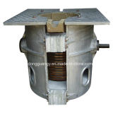 100kg~1000kg acciaio, ferro, ottone, forno di fusione di induzione d'argento (GY-SCR100KW)