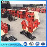 Support de suspension mécanique de lame de ressort de remorque et le chariot