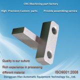 Usine faire personnaliser l'usinage CNC de mouture de haute précision des pièces en aluminium