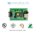 インピーダンス制御を用いる12層の液浸の金HDI PCBのボード