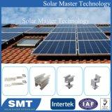 Toit de tuiles de hauteur de rack Support de montage de toit de tuile solaire
