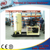 compresor de aire del pistón de la capacidad del aire 1.0m3