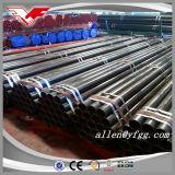 I grandi tubi d'acciaio del diametro ERW con il nero hanno verniciato o lubrificato