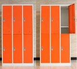Billig 6 Tür-Speicher-Garderoben für Schule
