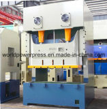 C-Abstands-Presse-Maschine mit hydraulischem Überlastungs-Schoner