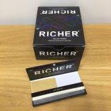 107*44mm de Rolling Documenten van de Sigaret met Uiteinden