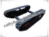 Construit de façon personnalisée 1-100 tonnes châssis porteur de chenille en caoutchouc / châssis à chenilles en caoutchouc de la Chine usine