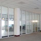 occhiali di protezione temperati trasparenti di 19mm per la parete divisoria