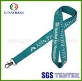 Customized Printing LogoのEventsのためののためのカスタムNew Fashion Hot 2016年のPolyester Material Screen Printing Colorful Lanyards