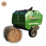 Bauernhof-Maschinerie-kleines rundes Heu-Ballenpreßgerät für Verkauf