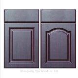PVCフィルムMDFの食器棚のドア