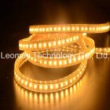 Luz de tira elevada 220V do diodo emissor de luz do volt da alta qualidade 3014, 100m/roll
