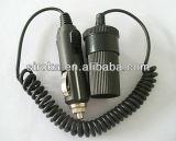 Adaptador USB carregador de automóvel de alta qualidade para telemóveis