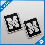 Настраиваемый логотип ПВХ на Sew! патч для одежды