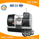 장비 가격을 닦는 CNC 변죽 수선 선반 기계 /Rim