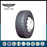 모든 강철 광선 큰 화물 자동차는 245/70r17.5 245/70r19.5 타이어를 Tyres