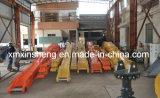 A maquinaria de construção da máquina escavadora padrão/alcanga por muito tempo o crescimento & o braço com a cubeta para Caterpilar