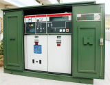 Sf6 Type de gaz et air Rmu