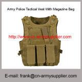 Comercio al por mayor Barata de China de la policía con chaleco táctico militar de la bolsa de la revista