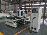 centro fazendo à máquina do CNC do ATC do carrossel 3D