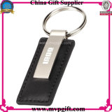 Porte-clés en cuir pour cadeau promotionnel