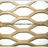 La qualité pour la maille augmentée de cuivre en métal a fourni