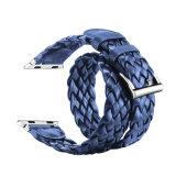 2018 nuovi cinturini di vigilanza di cuoio blu 42mm di disegno 38mm di modo di arrivo