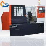 자동차 부속 제조 기계장치 가장 작은 유니버설 CNC 선반 기계 Ck32L
