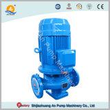 Vertikale heiße Elektromotor-zentrifugale Wasser-Inline-Pumpe