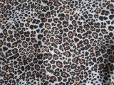 La Imitación de hilados de compuesto de tejido de satén de seda con la impresión (XSC002)
