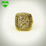 Падение грузя Питтсбург Steelers Супер Боул кольцо 1978 чемпионата