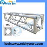 Fascio di alluminio 400*400 di evento della fase esterna del fascio con il piatto base