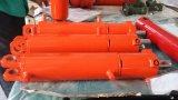 O cilindro de elevação traseiro arado reversível