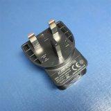 BRITISCHER USB-Energien-Adapter Gleichstrom 5V-1A