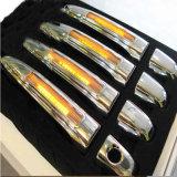 Punho de porta leve do carro do diodo emissor de luz do elevado desempenho para carros universais