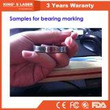 Маркировка подшипника гравировка машины волокна engraver лазера маркер 50Вт 100W