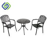 Madera plástica al aire libre de los muebles baratos del patio