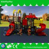Cour de jeu extérieure de jeux de matériel d'amusement de sport de gosses