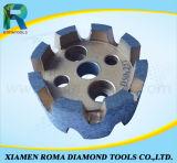 """4"""" de las ruedas de Stubbing CNC Fresas de Diamante"""